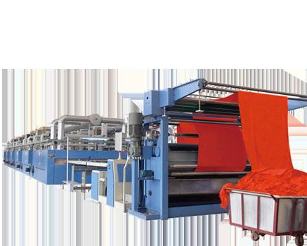 Heat Setting Stenter (Stenter Machine)