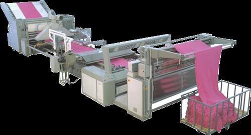 Open Width Compactor(Dryer, Stenter and Compactor 3in1)