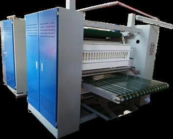 Tubular Compactor (Sanforizing machine, Preshrinking machine)